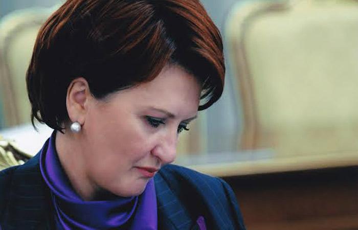 Елена Скрынник: Экспортная продовольственная доктрина будет внесена в экономсовет при президенте